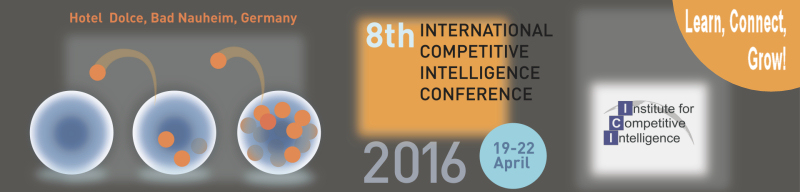 International Competitive Intelligence Conference 2016